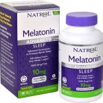 Natrol Advanced Sleep Melatonin -- 10 mg - 100 Tablets   Comprar Suplemento em Promoção Site Barato e Bom
