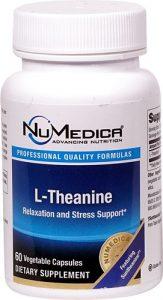 NuMedica L-Theanine -- 60 Vegetable Capsules   Comprar Suplemento em Promoção Site Barato e Bom