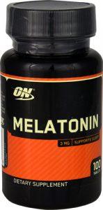 Optimum Nutrition Melatonin -- 3 mg - 100 Tablets   Comprar Suplemento em Promoção Site Barato e Bom