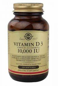 Solgar Vitamin D3 Cholecalciferol -- 10000 IU - 120 Softgels   Comprar Suplemento em Promoção Site Barato e Bom