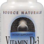 Source Naturals Vitamin D-3 -- 5000 IU - 60 Capsules   Comprar Suplemento em Promoção Site Barato e Bom