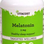 Vitacost Melatonin -- 5 mg - 100 Tablets   Comprar Suplemento em Promoção Site Barato e Bom