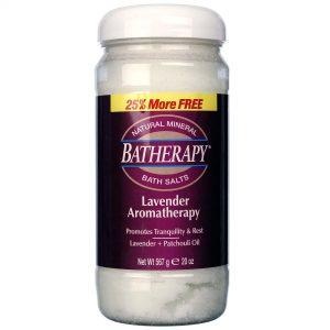Queen Helene Batherapy Sais Minerais Lavender 1 lb   Comprar Suplemento em Promoção Site Barato e Bom