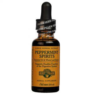 Erva Pharm Hortelã-pimenta Spirits 1 oz   Comprar Suplemento em Promoção Site Barato e Bom