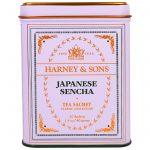 Harney & Sons, Sachê de Chá Japonês Sencha, 20 Sachês, 40 g   Comprar Suplemento em Promoção Site Barato e Bom