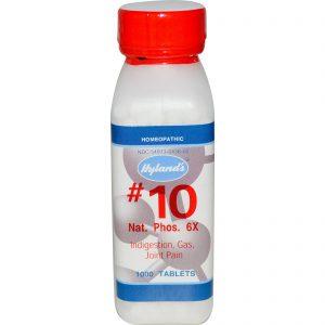 Hyland's, #10, Nat. Phos. 6X, 1000 Comprimidos   Comprar Suplemento em Promoção Site Barato e Bom