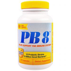 Nutrition Now, PB 8, Reforço da Imunidade, 60 Cápsulas   Comprar Suplemento em Promoção Site Barato e Bom