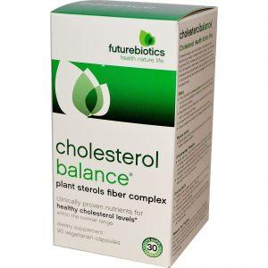 FutureBiotics, Equilíbrio do Colesterol, 90 Cápsulas Vegetais   Comprar Suplemento em Promoção Site Barato e Bom