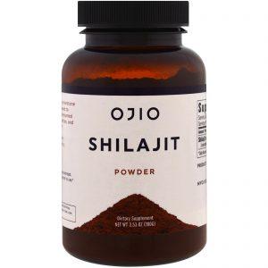 Ojio, Pó de Shilajit 100 g   Comprar Suplemento em Promoção Site Barato e Bom
