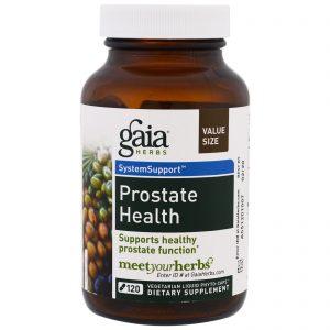 Gaia Herbs, Saúde da Próstata, 120 Fitocápsulas Líquidas Vegetarianas   Comprar Suplemento em Promoção Site Barato e Bom
