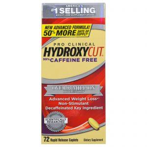 Muscletech, Pro-Clinical Hydroxycut, 99% sem cafeína, 72 cápsulas de liberação rápida (Discontinued Item)   Comprar Suplemento em Promoção Site Barato e Bom