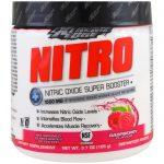 Bluebonnet Nutrition, Extreme Edge, Nitro, Sabor Framboesa, 3.7 oz (105 g)   Comprar Suplemento em Promoção Site Barato e Bom