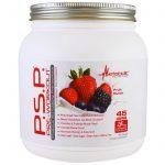 Metabolic Nutrition, Pré-treino P.S.P, Ponche de frutas, 360 g   Comprar Suplemento em Promoção Site Barato e Bom