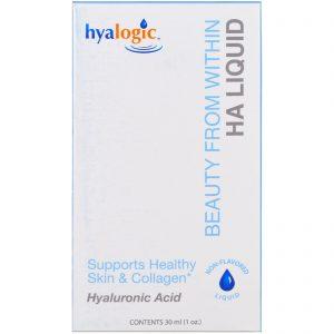 Hyalogic LLC, Beauty From Within, Ácido Hialurônico Líquido, 30 ml (1 oz)   Comprar Suplemento em Promoção Site Barato e Bom