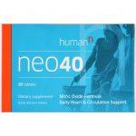 HumanN, Neo 40, 30 Comprimidos   Comprar Suplemento em Promoção Site Barato e Bom