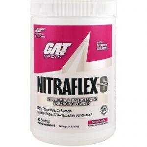 GAT, Nitraflex+C Cotton Candy   Comprar Suplemento em Promoção Site Barato e Bom