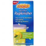 Emergen-C, Electrolyte Replenisher, Lemon-Lime, 8 Packets   Comprar Suplemento em Promoção Site Barato e Bom
