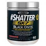 Muscletech, #Shatter, SX-7, Ônix preto, Pré-treino, Explosão de Ponche de Fruta, 12,15 onças (345 g)   Comprar Suplemento em Promoção Site Barato e Bom
