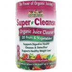 Country Farms, Super Cleanse, Organic Juice Cleanse, Pomegranate Acai Flavor, 14 Servings, 9.88 oz (280 g)   Comprar Suplemento em Promoção Site Barato e Bom