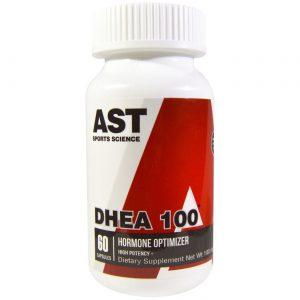 AST Sports Science DHEA 100 mg 60 Cápsulas   Comprar Suplemento em Promoção Site Barato e Bom
