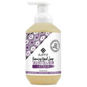 Alaffia Foaming Shea Hand Soap, Lavanda - 18 oz.   Comprar Suplemento em Promoção Site Barato e Bom
