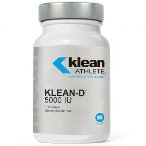 Douglas Labs Klean-D 5000 IU - 100 Tabletes   Comprar Suplemento em Promoção Site Barato e Bom