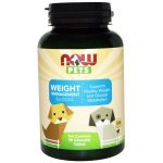 Now Foods Weight Management for Dogs - 90 Chewable Tabletes   Comprar Suplemento em Promoção Site Barato e Bom