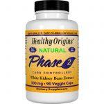 Healthy Origins, Fase 2, Controlador de Carbohidrato, 500 mg, 90 Cápsulas Vegetais   Comprar Suplemento em Promoção Site Barato e Bom