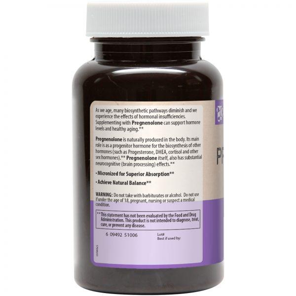 MRM, Pregnenolona, 50 mg, 60 Cápsulas Veganas   Comprar Suplemento em Promoção Site Barato e Bom