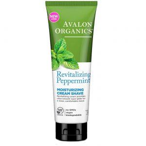 Avalon Orgânicos Hortelã-pimenta Creme Hidratante Shave Hortelã-pimenta 8 Oz   Comprar Suplemento em Promoção Site Barato e Bom