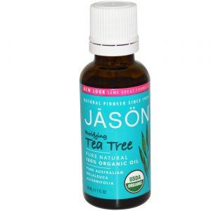 Jason Natural Cosmetics Orgânico Tea Tree Oil 1 oz   Comprar Suplemento em Promoção Site Barato e Bom