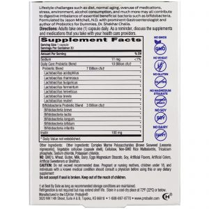Probulin, Probiótico para Cuidados Diurnos, 30 Cápsulas   Comprar Suplemento em Promoção Site Barato e Bom