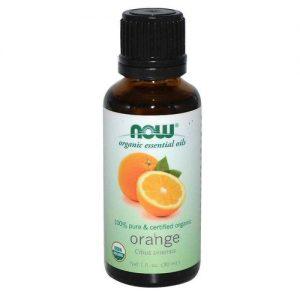 Now Foods Certified Orgânico Laranja Oil 1 fl oz   Comprar Suplemento em Promoção Site Barato e Bom