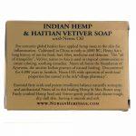 Nubian Heritage Cânhamo indiano e Vetiver do Haiti Soap 1 Bar   Comprar Suplemento em Promoção Site Barato e Bom