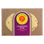 Sunfeather Camomila Sabonete Rose 4,3 oz Barras   Comprar Suplemento em Promoção Site Barato e Bom
