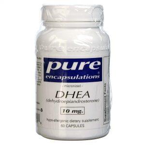 Pure EnCápsulasulations DHEA 10 mg 60 Cápsulas   Comprar Suplemento em Promoção Site Barato e Bom