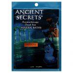 Ancient Secrets Sais de Banho Lavanda 4 onças   Comprar Suplemento em Promoção Site Barato e Bom