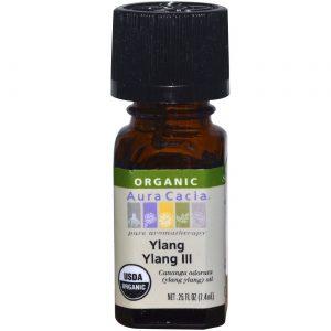 Aura Cacia Ess Oil OG2 Ylang / ylangii 0,25 onças   Comprar Suplemento em Promoção Site Barato e Bom