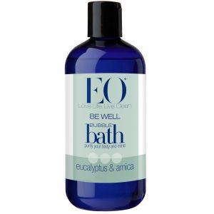 Eo Products Bubble Bath Seja Bem 12 onças   Comprar Suplemento em Promoção Site Barato e Bom
