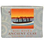 Zion Health Clay Soap, Grande Rio - 10.5 oz   Comprar Suplemento em Promoção Site Barato e Bom
