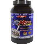 AllMax Nutrition QuickMass, Cookies & Creams - 3.3 lbs   Comprar Suplemento em Promoção Site Barato e Bom