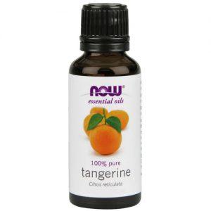 Now Foods 100% Pure Óleo Essenciais, tangerina - 4 fl oz   Comprar Suplemento em Promoção Site Barato e Bom