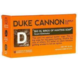 Duke Cannon Big 'ol Brick of Hunting Soap - 10 oz   Comprar Suplemento em Promoção Site Barato e Bom