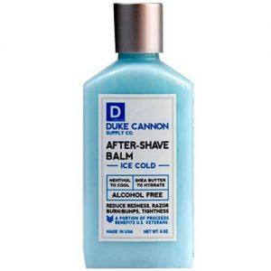 Duke Cannon Ice Cold After-Shave Balm - 6 oz   Comprar Suplemento em Promoção Site Barato e Bom