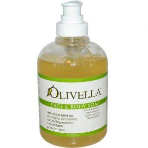 Olivella Sabonete Líquido Azeite 10,14 onças   Comprar Suplemento em Promoção Site Barato e Bom