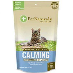 Pet Natural's Of Vermont Acalmando para gatos Softchew 21ct   Comprar Suplemento em Promoção Site Barato e Bom