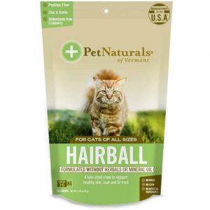 Pet Natural's Of Vermont Hairball Softchew 45ct   Comprar Suplemento em Promoção Site Barato e Bom