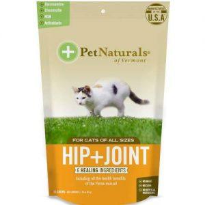Pet Natural's Of Vermont Hip & Joint Gatos Softchew 45ct   Comprar Suplemento em Promoção Site Barato e Bom