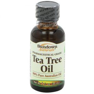 Sundown Naturals Tea Tree Oil - 1 oz   Comprar Suplemento em Promoção Site Barato e Bom
