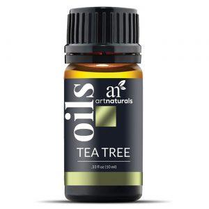 Art Naturals Tea Tree Essential Oil - 10 ml   Comprar Suplemento em Promoção Site Barato e Bom